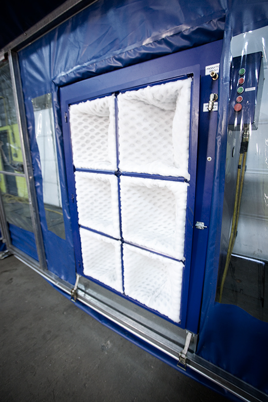Portable Paint Booth >> Portable Retractable Spray Booths